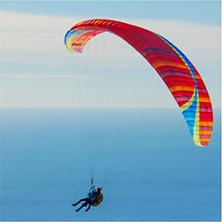 Eagle Paragliding – Learn to Fly in Santa Barbara, California